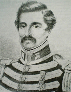Agostino Codazzi became a national hero in Venezuela after fighting for Napoleon