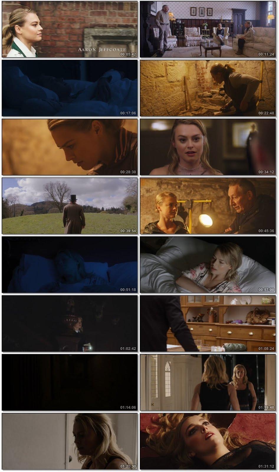 Crucible of the Vampire (2019) English 300MB BluRay 480p x264