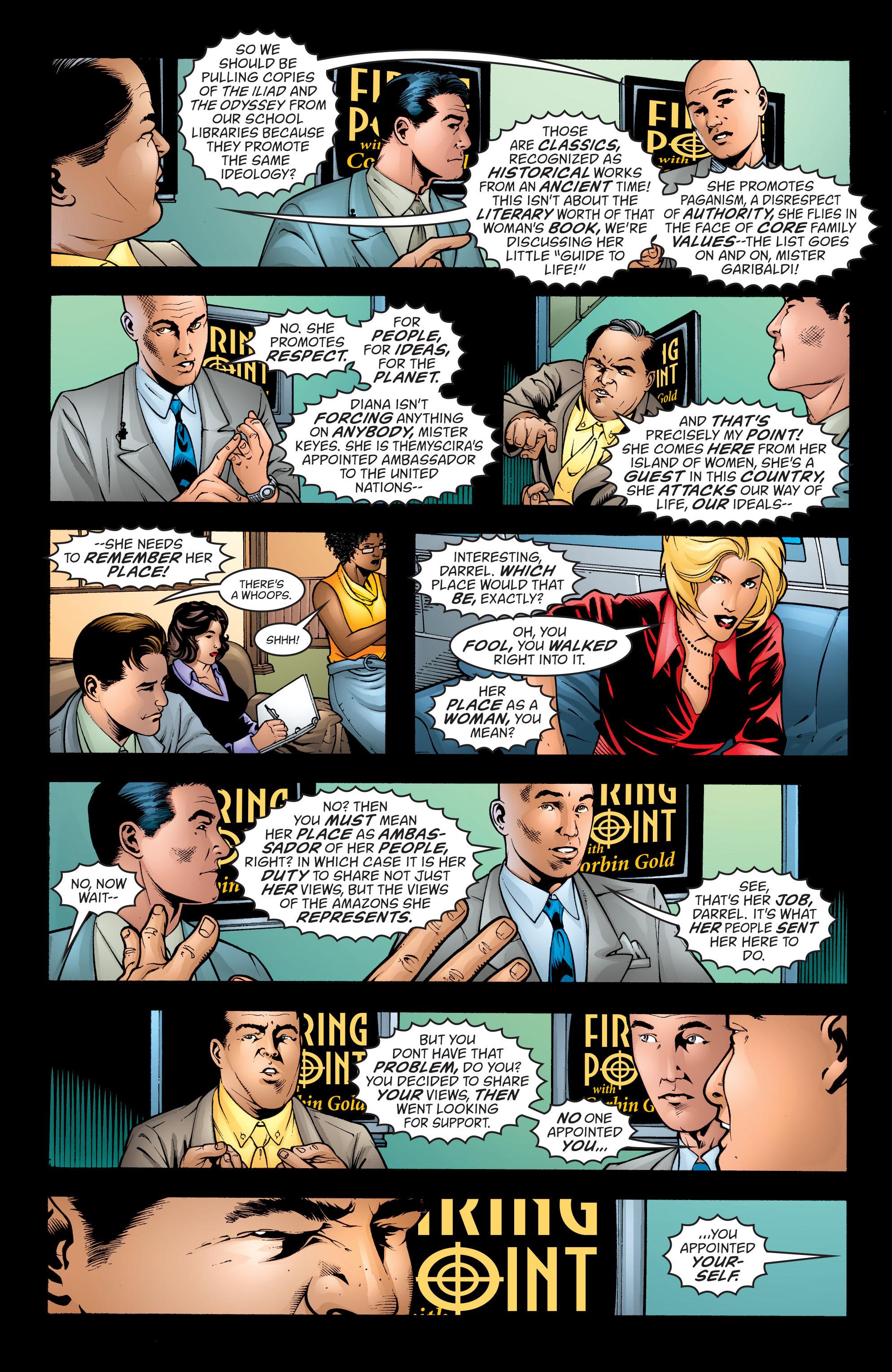 Read online Wonder Woman (1987) comic -  Issue #198 - 18