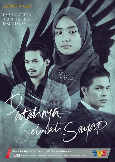 Lagu Tema Patahnya Sebelah Sayap Drama TV3, Hancur Estranged ft Fazura