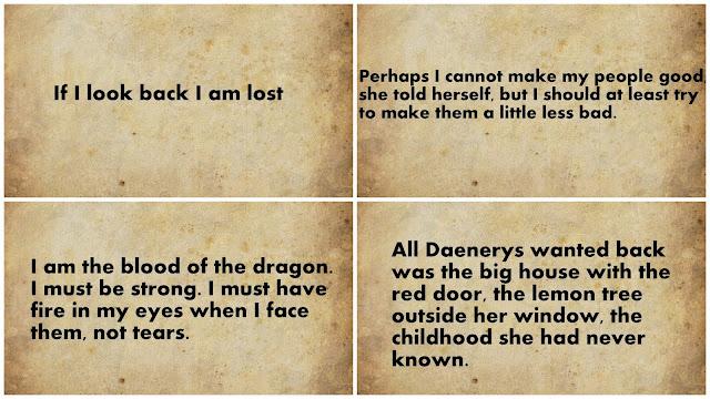 Khaleesi Quotes