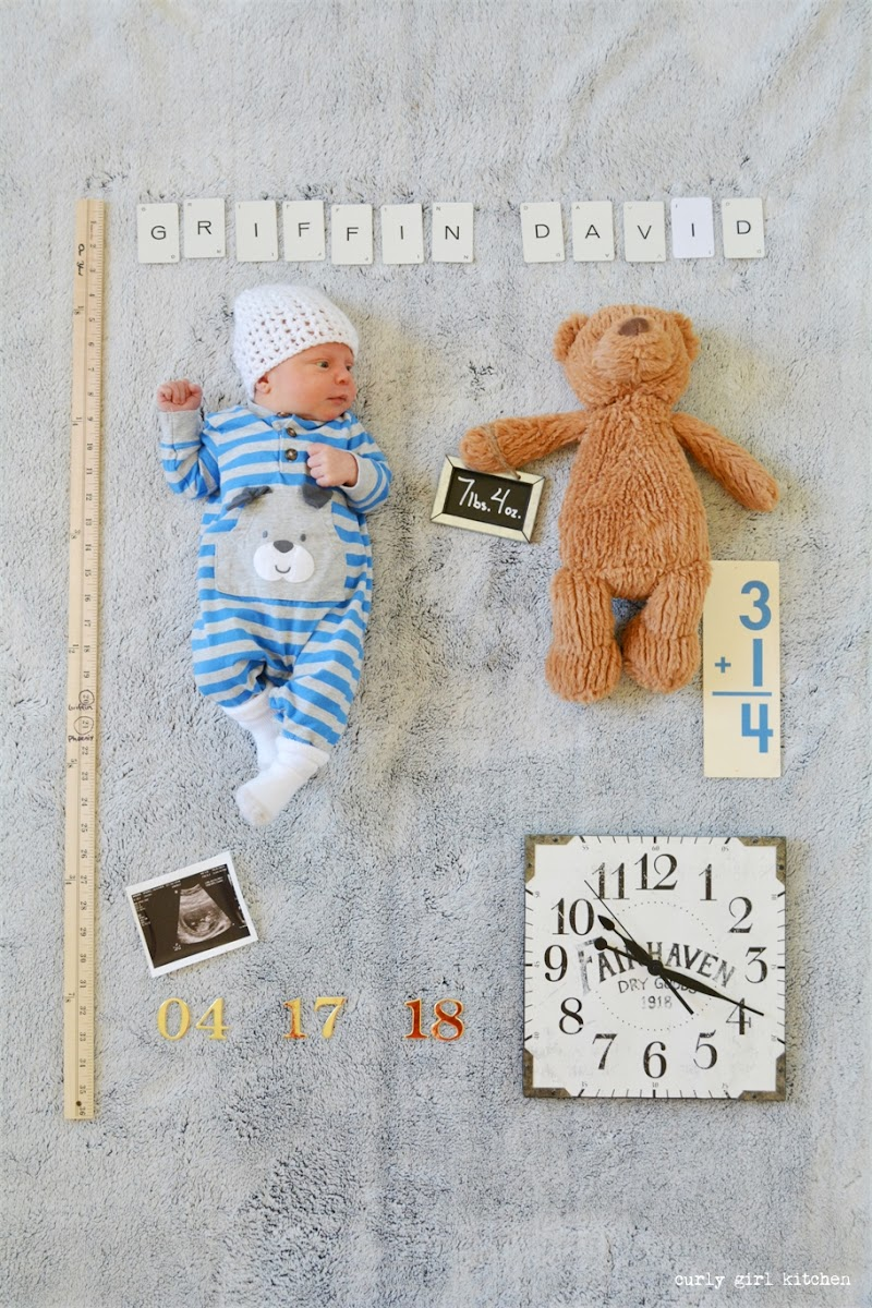 Birth Announcement, Maternity Photos, Baby Boy, Baby Boy Photos, Woodland Nursery, Boy Maternity Photos, Blue and Grey Maternity Photos