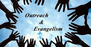 what to do when evangelizing
