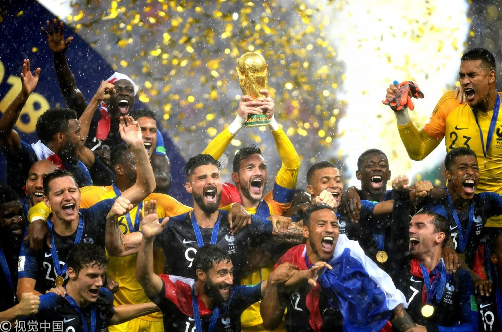 WORLD CUP, FRANCE 4