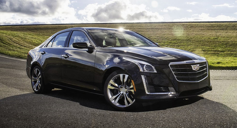 Cadillac President Confirms New CT5, Will Replace The ATS ...