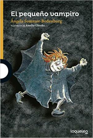 mejores cuentos y libro niños 8 a 11 años, recomendados imprescindibles, pequeño vampiro