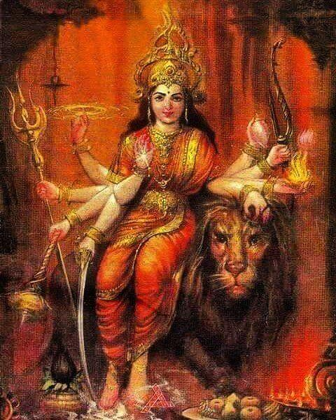 Maa Durga Pic Photos