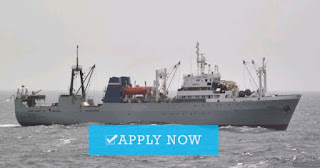 Jobs on russia fishing vessel
