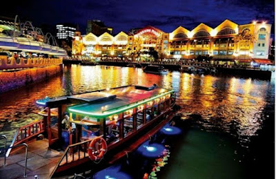 Singapore River Tempat Wisata di Singapura : tempatwisata.biz.id