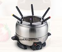Logo Rigoni ''Vinci la dolcezza'': in palio 50 set fondute elettriche in acciaio Inox Brandani