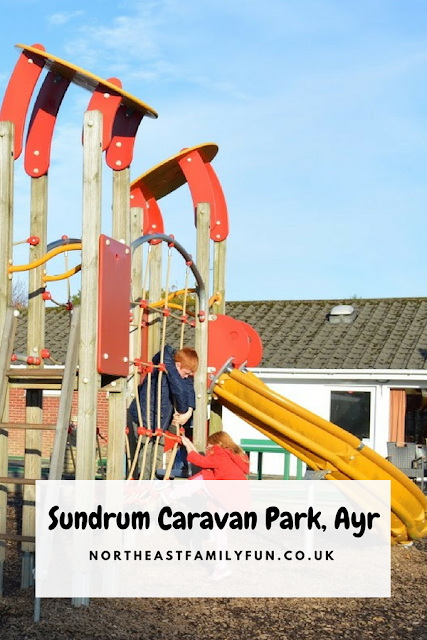Sundrum Caravan Park Review - Ayr