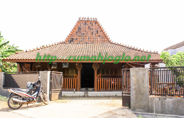 Jual Rumah Joglo Murah