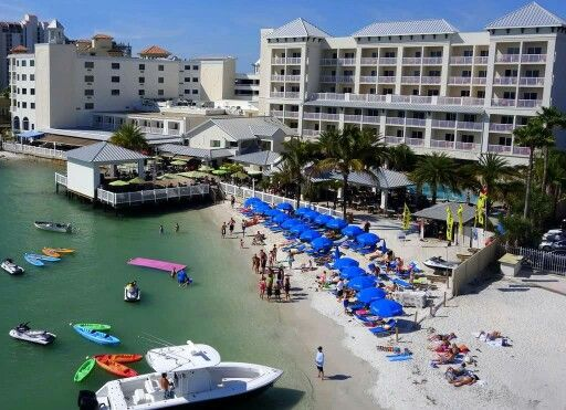 When looking for Clearwater beachfront Florida resorts, choose Shephard's Beach Resort with its beautiful accommodations, restaurants and entertainment.