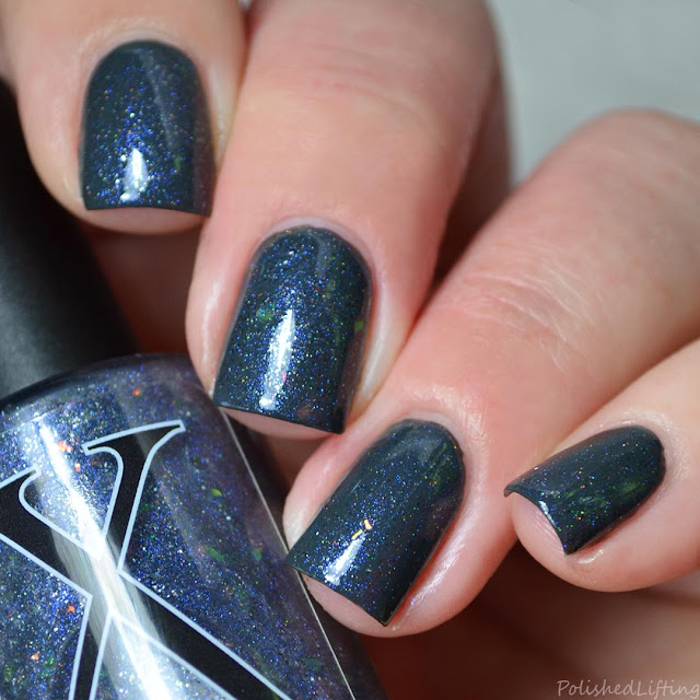gunmetal top coat