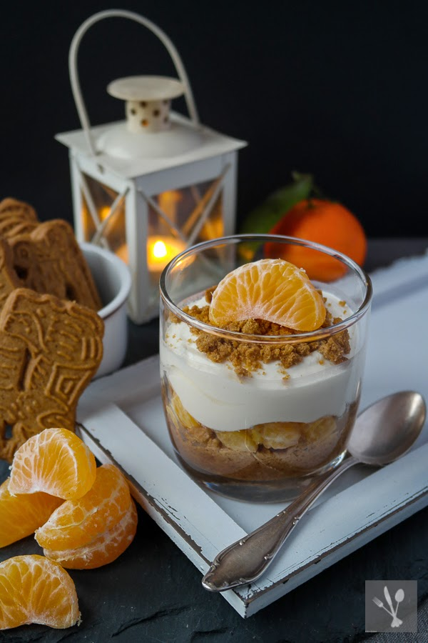 Mandarinen-Trifle