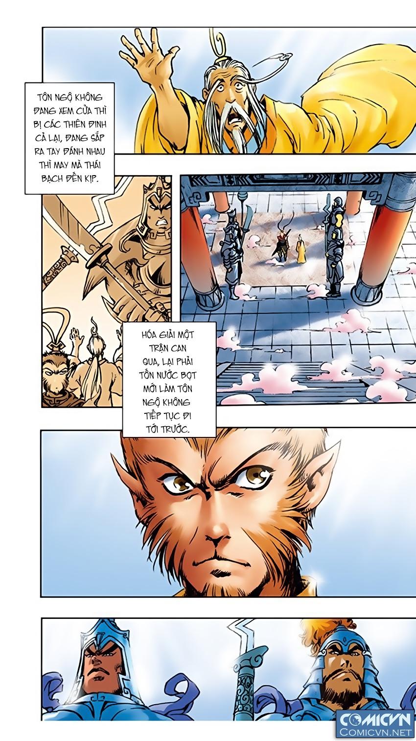 Tây Du Ký màu - Chapter 8 - Pic 4