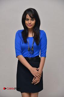 Actress Nandita Swetha Stills in Black Mini Skirt at Ekkadiki Potavu Chinnavada Movie Special Show  0048.JPG