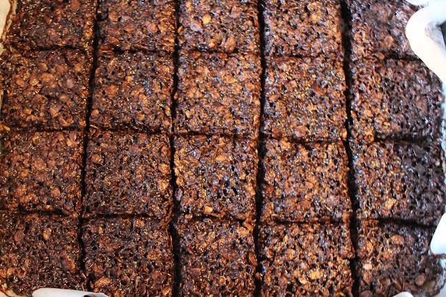 Godaste chokladhavrerutorna - Veganska och glutenfria