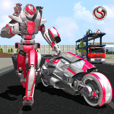 Game Android Robot Sepeda Transportasi Truc Download