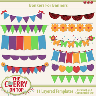 Bonkers For Banner Templates