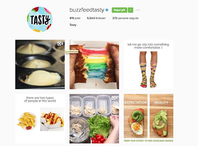 Cherry Diamond Lips BuzzFeed Tasty Instagram account
