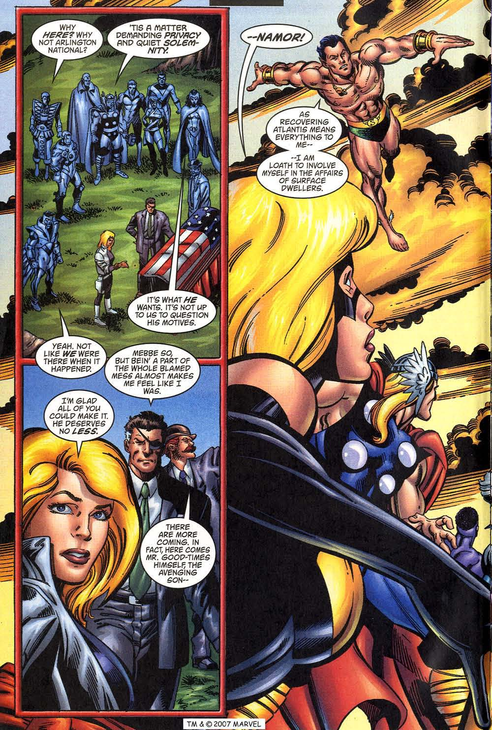 Captain America (1998) Issue #47 #54 - English 4