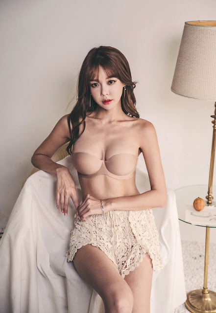 Hot girls Beauty Girls sexy body Korean Model Yoon Ae Ji 2
