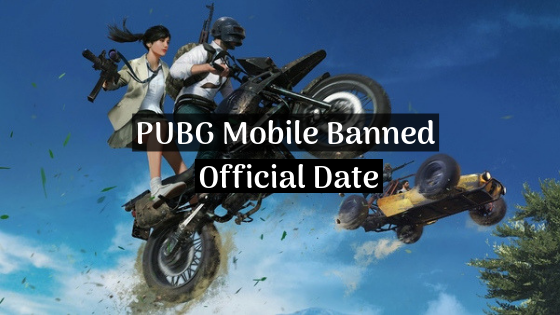 Official Date Of Banning PUBG Mobile is released by Government |