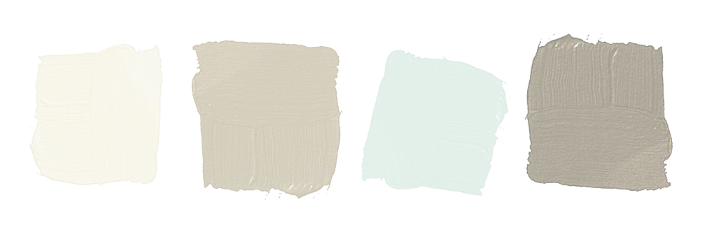 Zen Paint Colors .:.