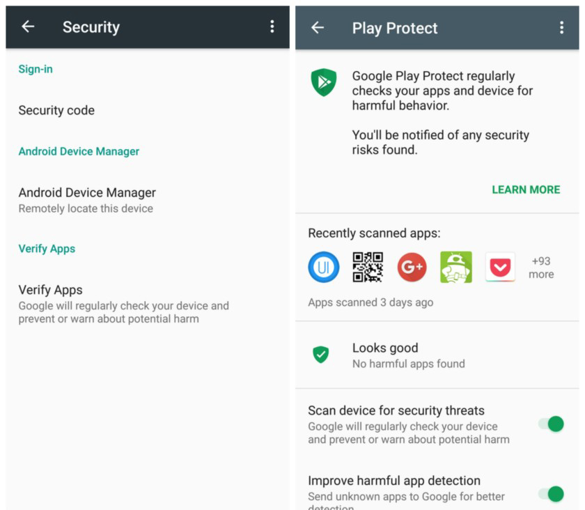 Google Introduces Play Protect-An anti-malware Security Suite for Android Devices