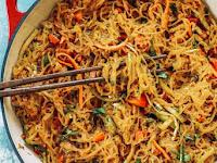 Best Asìan Garlìc Paleo Whole30 Noodles