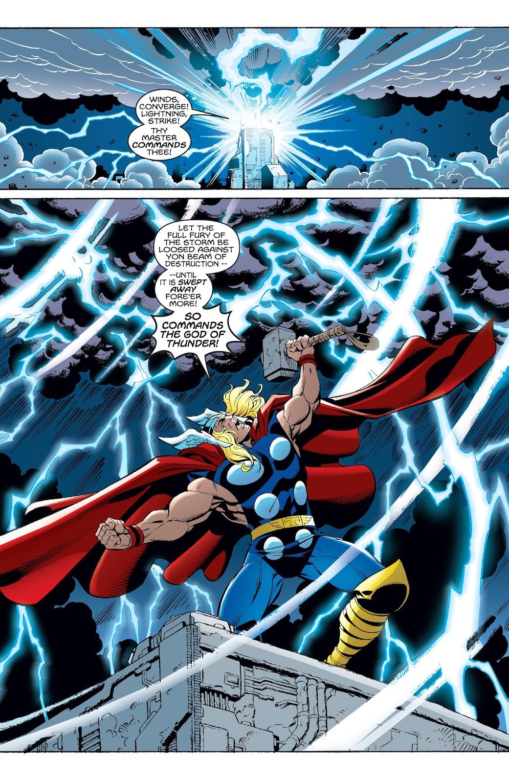 Thor (1998) _Annual 2001 #1 - English 35