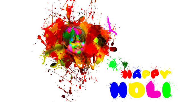 colour Splatter in Photoshop