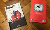 Logo BAO Publishing: vinci gratis una delle copie di ''Zerocalcare''