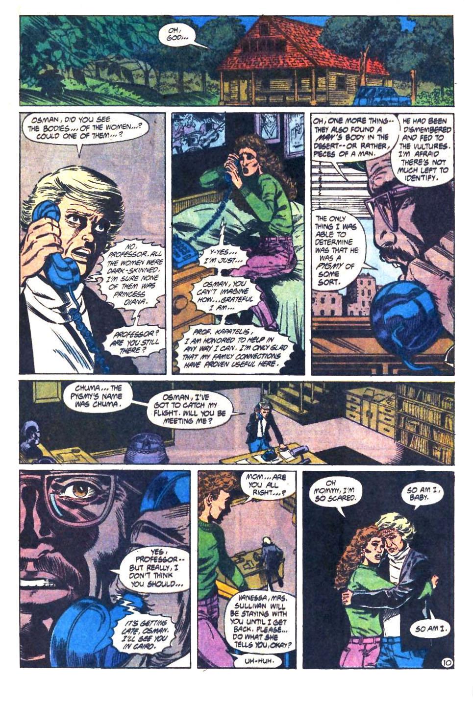 Read online Wonder Woman (1987) comic -  Issue #33 - 11