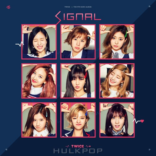 TWICE – SIGNAL – EP (FLAC + ITUNES PLUS AAC M4A)