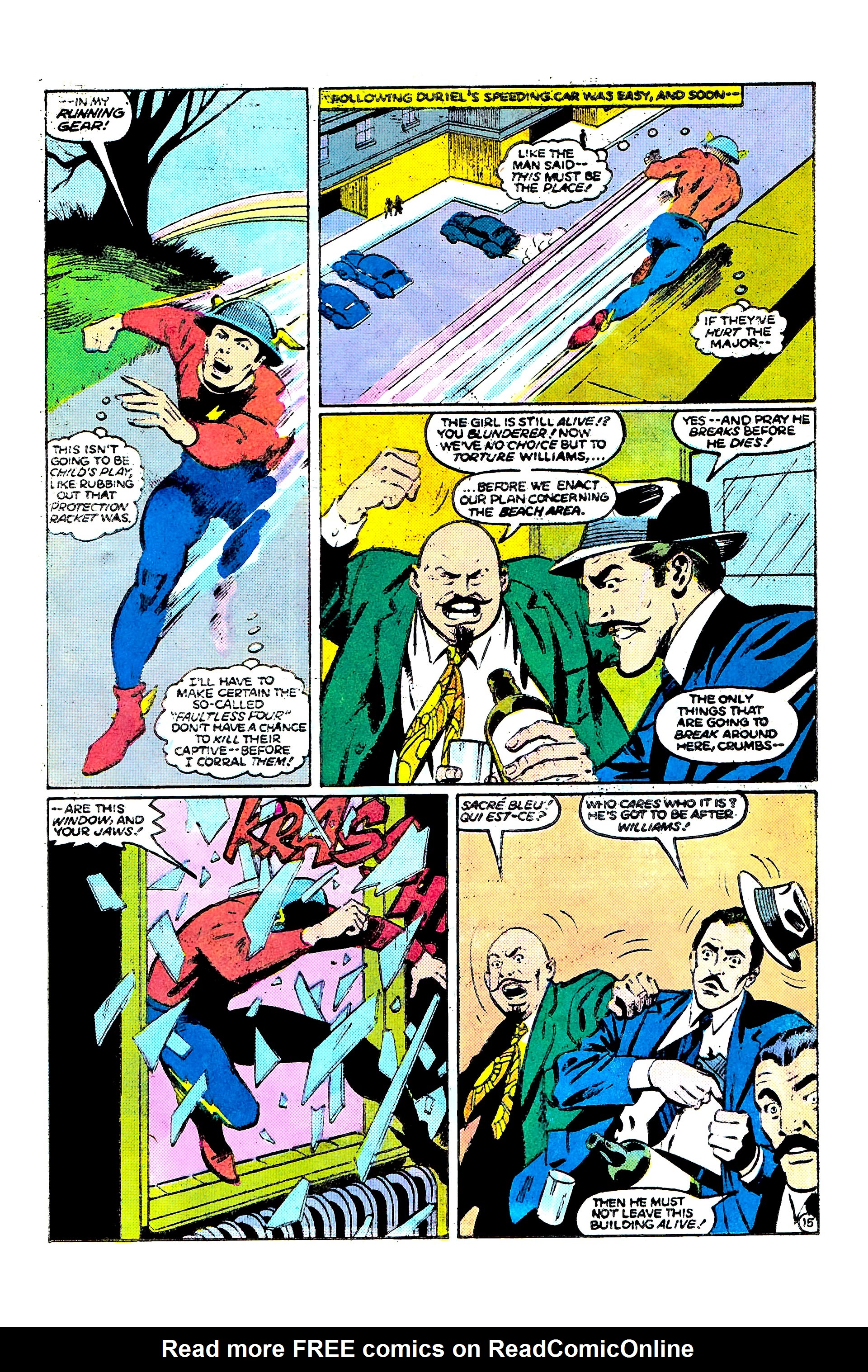 Read online Secret Origins (1986) comic -  Issue #9 - 40