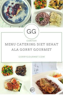 Gorry Gourmet Menu Catering Diet Sehat