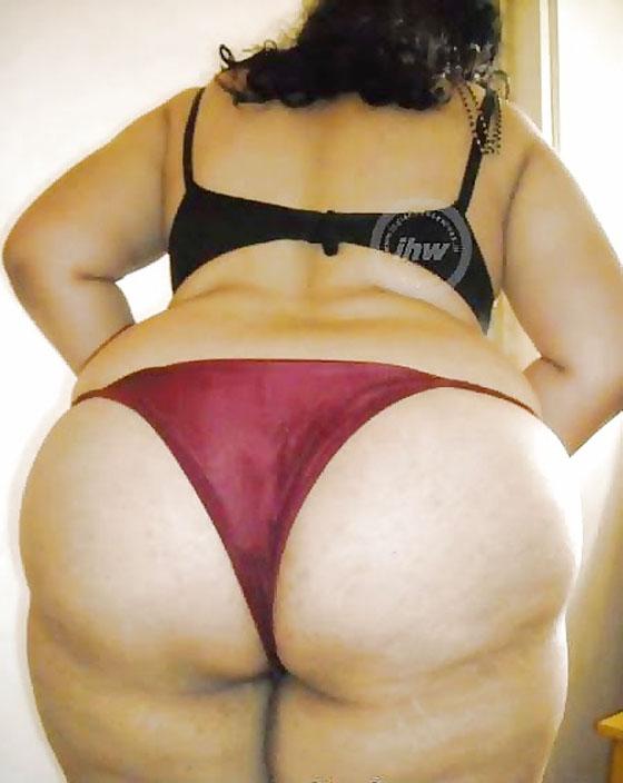 Big Butt Aunty-7161