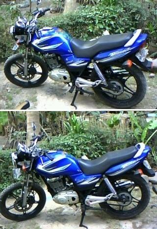 Suzuki Thunder 125 standar