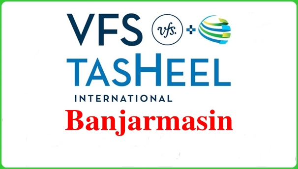 Kantor VFS Tasheel Rekam Biometrik Untuk Umroh di Banjarmasin