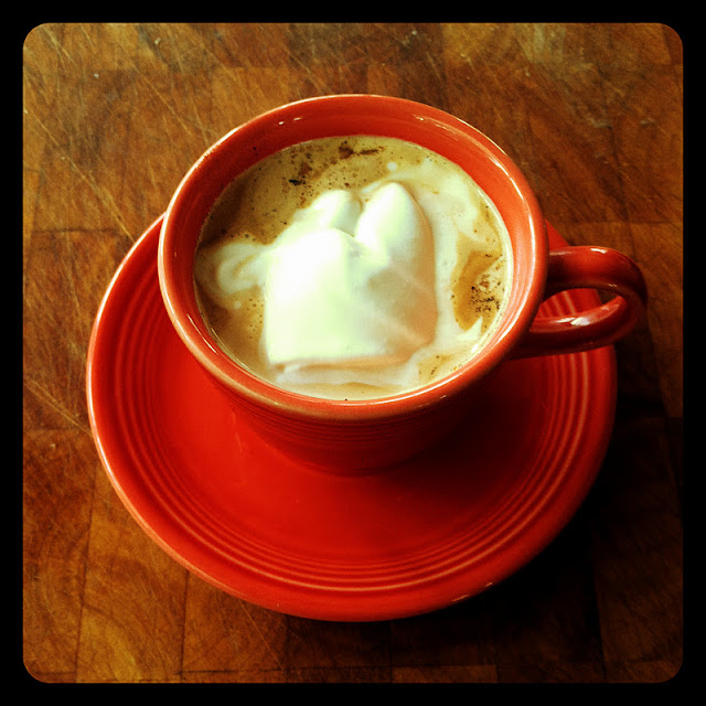 Domestic Reflections: Pumpkin Spice Lattes