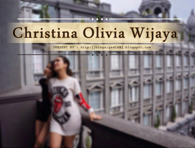 Foto Christina Olivia Wijaya Seksi si Kakak Chelsea Olivia