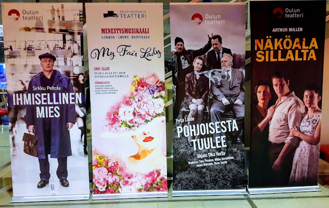 What's on in Oulu theatre