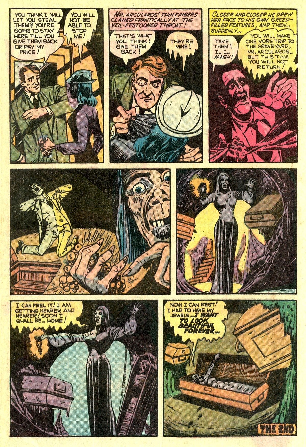 Read online Adventures into Weird Worlds comic -  Issue #5 - 24