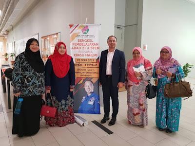 Seminar Perkongsian PAK21 dan STEM di Seremban