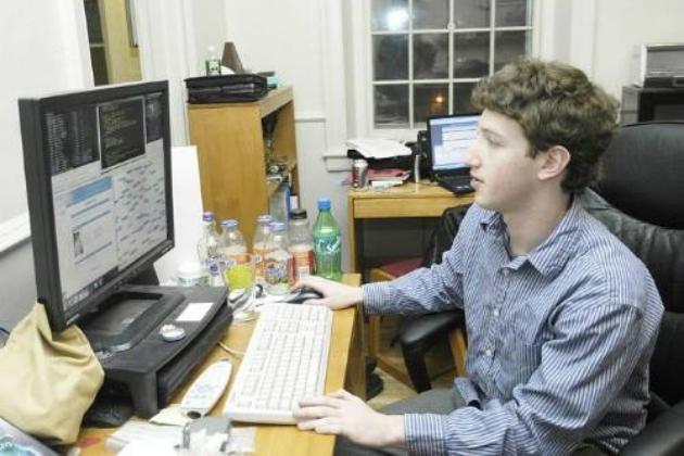 Saat Remaja, Mark Zuckerberg Pernah Membuat Game