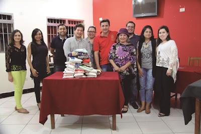 Ong. Pelicano's e Aciaju, promovem em parceria, eventos sociais de fim de ano