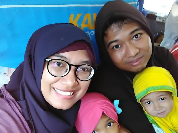 Keliling Jakarta Dua Hari, Tidak Cukup !!