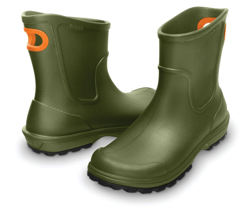 The New Crocs Rain Boots Collection